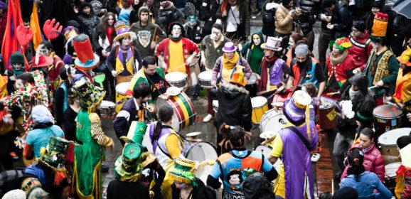 Carnevale Partenopeo, storia e dintorni