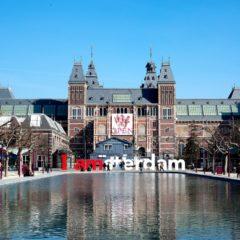 In giro per Amsterdam