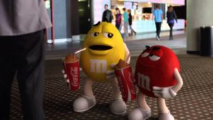Cinema gratis con M&M'S - CopyBlogger