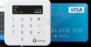 SumUp, l'app per pagare con Carta di Credito dal proprio Smartphone o Tablet - CopyBlogger
