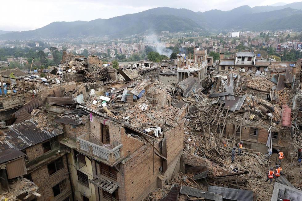 Terremoto Nepal: anche un Manager Google tra le vittime - CopyBlogger