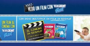 Al cinema gratis con Vivident - CopyBlogger