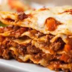 Lasagna tradizionale, la ricetta originale