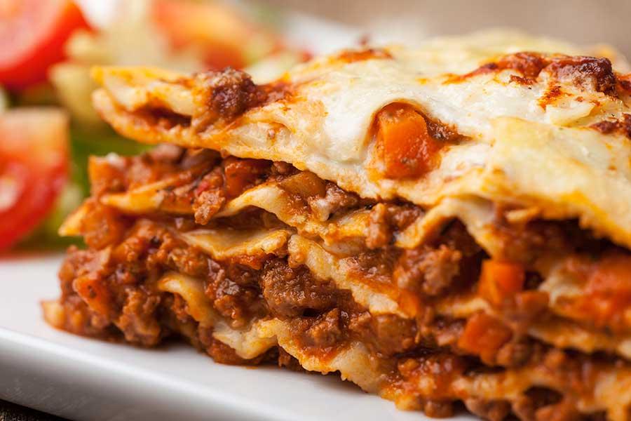 Lasagna tradizionale, la ricetta originale - CopyBlogger