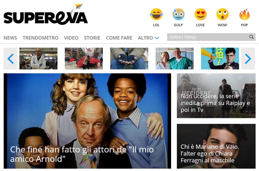 SuperEva: la nuova versione ricca di novità è online - CopyBlogger