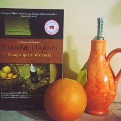 Cinque quarti d'arancia di Harris Joanne
