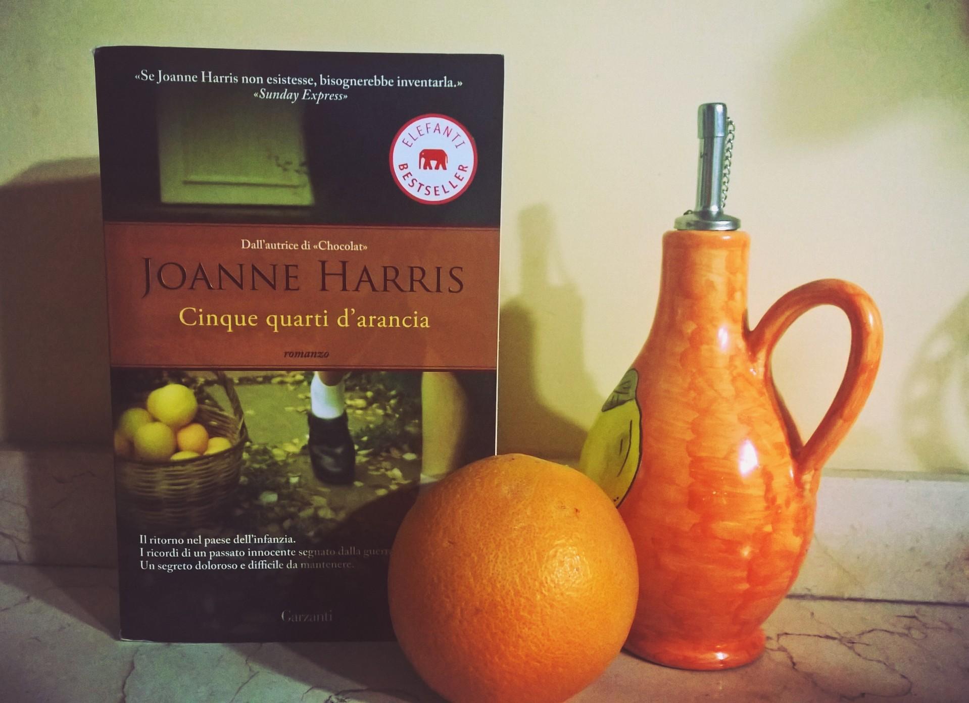 Cinque quarti d'arancia di Harris Joanne - CopyBlogger