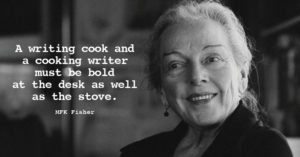 Come cucinare il lupo di M.F.K. Fisher - CopyBlogger