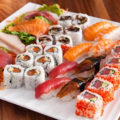 Sushi: come riconoscere quello fresco e buono