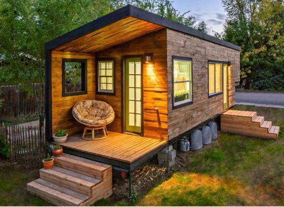 Tiny House: il futuro della casa è small