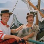 Tre uomini in barca di Jerome K. ; la recensione del libro