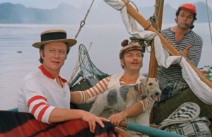 """Recensione Libro: """" Tre uomini in barca """" – di Jerome K. Jerome - CopyBlogger"""