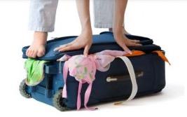 Come fare un pratico bagaglio a mano