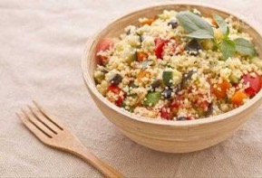 Cous cous con verdure - preparazione
