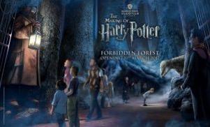 Harry Potter- apre al pubblico la Foresta Proibita