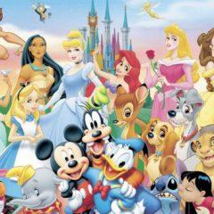 Cartoni Walt Disney: la classifica dei migliori