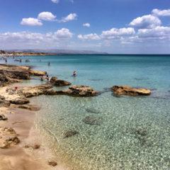 Mar ionio: le spiagge più belle