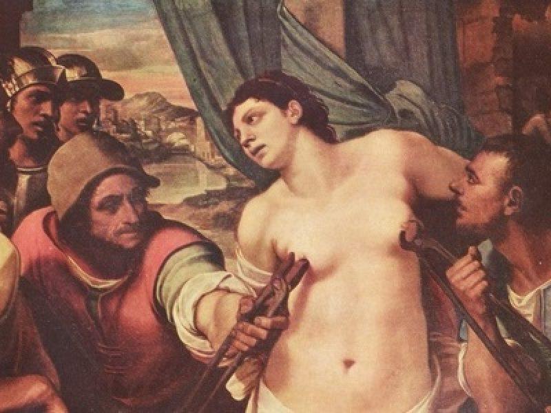 La Storia di Sant'Agata torture