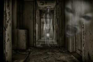 casa fantasmi