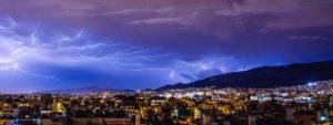 Come difendersi dai fulmini