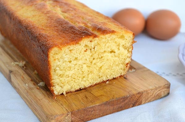 la ricetta del plum cake