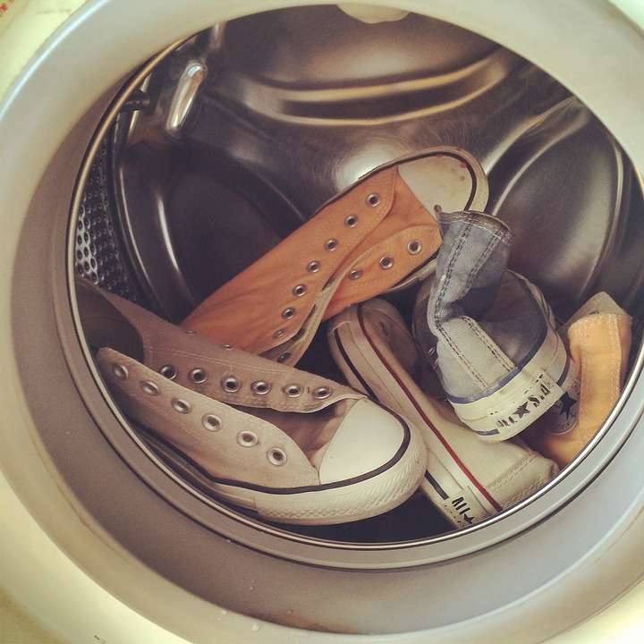 lavatrice scarpe