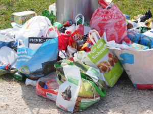 Come produrre meno rifiuti