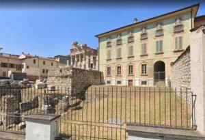 Palazzo Maggi Gambara brescia